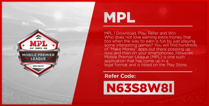 MPL referral code