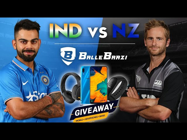 ind vs nz today dream11 team