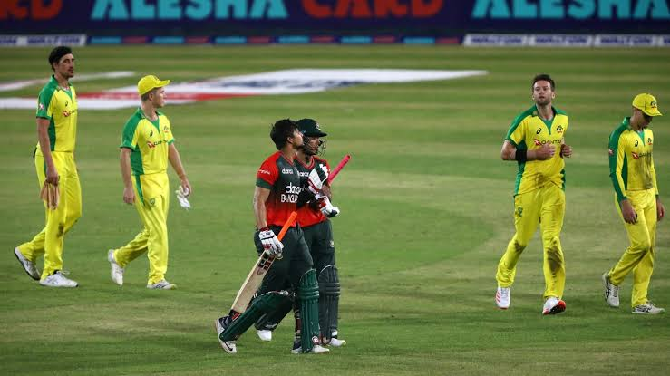 Bangladesh Bowl Australia Out For Their Lowest T20I Total