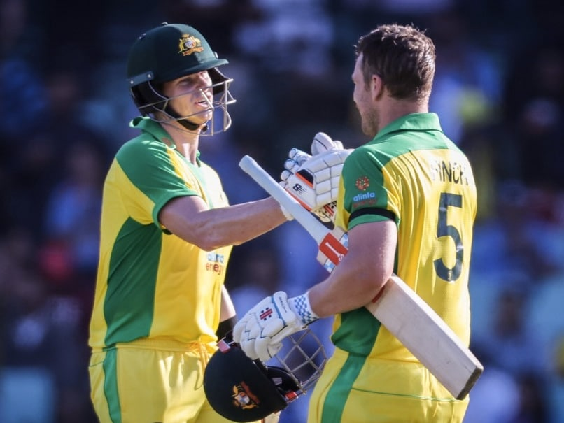 Australia's Steve Smith, Aaron Finch Fit For T20 World Cup