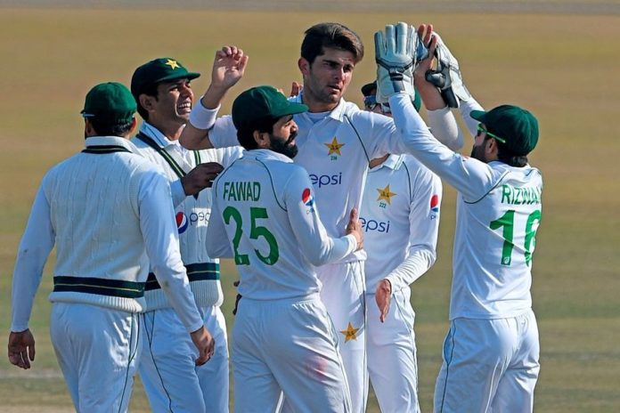 Pakistan name 19-player squad for West Indies Test Series