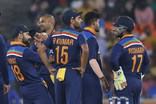 India Squad Announced for ICC T20 World Cup 2021