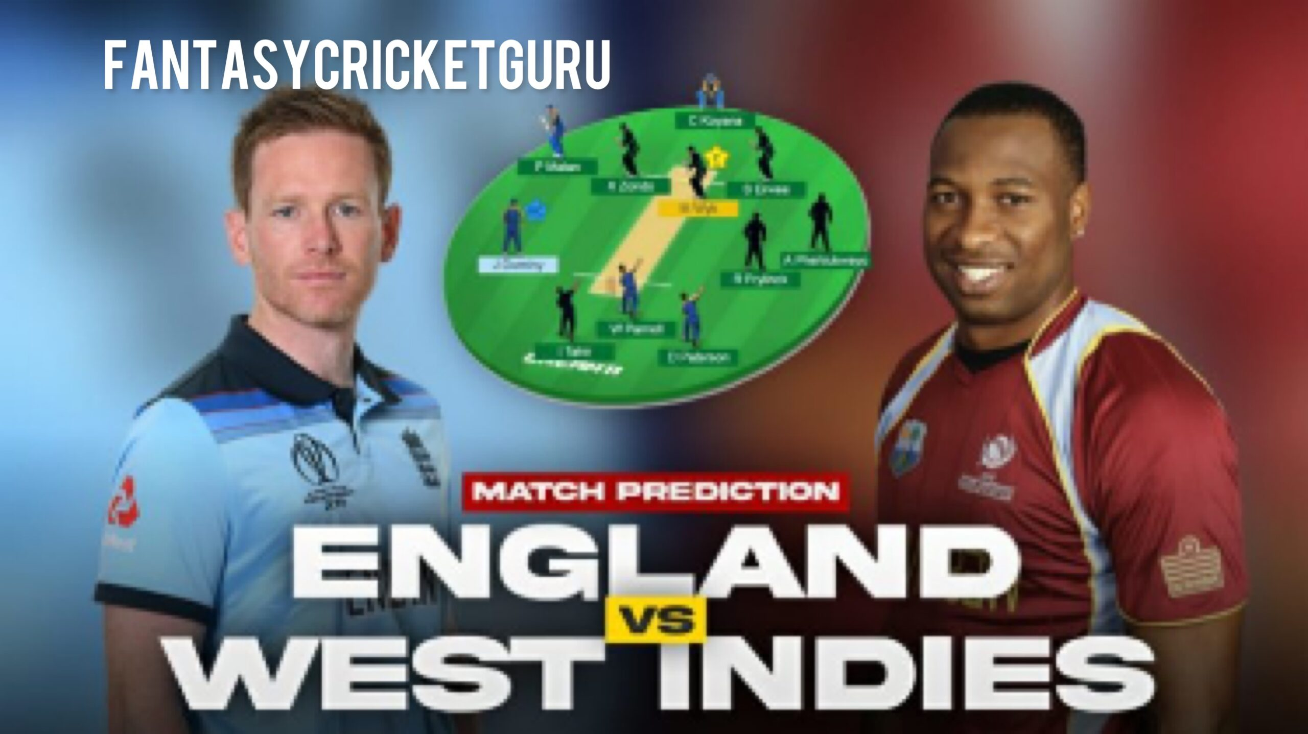 ENG vs WI Dream11 Prediction ICC T20 World Cup 2021 (100% Winning)